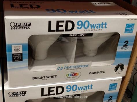 feit electric 90 watt replacement led par 38 reflector bulb