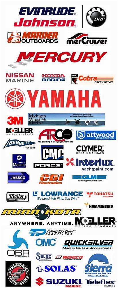 Marine Brands Parts Outboard Warehouse Motors