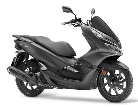 Pcx 2018 Black by Honda Pcx125 Pcx150 Motor Scooter Guide