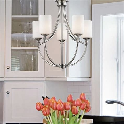 brushed nickel dining room light fixtures amazing ideas