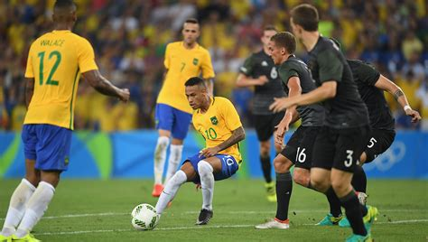 brazil  germany  quest  olympic football gold