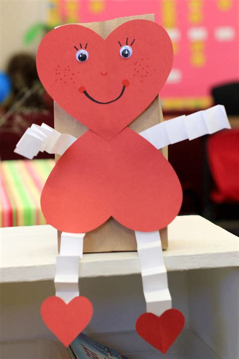 mrs ricca s kindergarten s day ideas freebie 915 | Valentine Man
