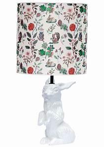 Abat Jour Pour Lampe Sur Pied : pied de lampe jeannot lapin sans abat jour lapin blanc ~ Melissatoandfro.com Idées de Décoration