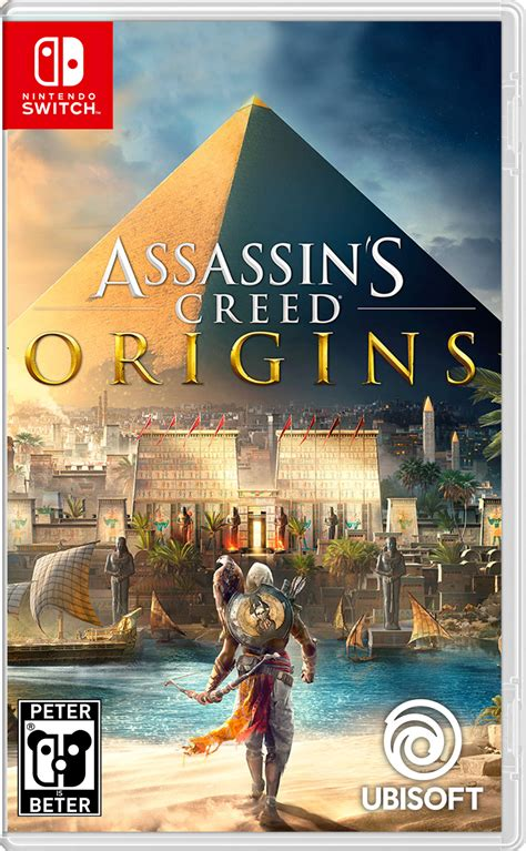 assassin s creed origins nintendo switch switch by peterisbeter on deviantart
