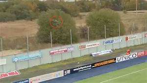 Watch Ayr United fan take extreme measures to watch his ...
