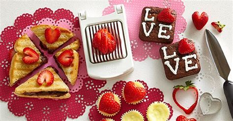 valentines day public pampered chef  site