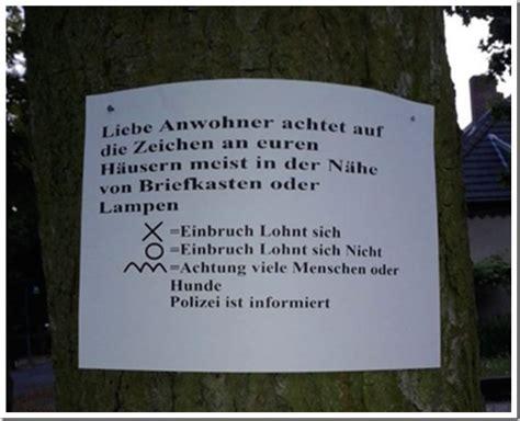 Wie Markieren Einbrecher Häuser by Warnmeldung Der Polizei T 228 Ter Sp 228 Hen H 228 User Aus Und