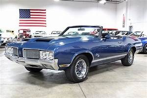1970 Cutless Supreme Sx  Very Rare Car With 442 Engine