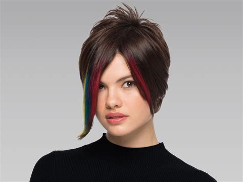 Color Hairstyles by The Transition Between Hair Colors Advice Supercuts