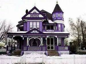 Gothic Victorian House in Forest Beautiful Victorian ...