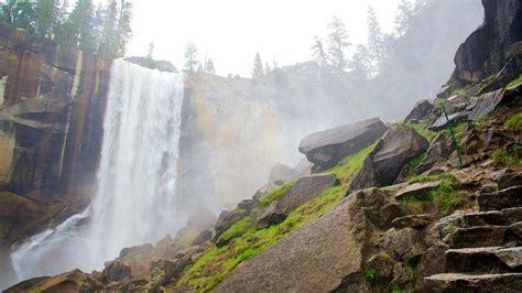 Vernal Falls Yosemite National Park California Expedia