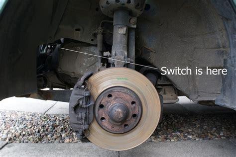 Reverse Light Switch Removal Zafira Maintenance