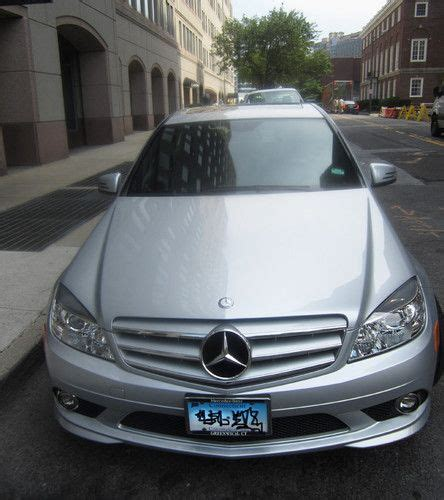 1984 to present buyer's guide to fuel efficient cars and trucks. Find used 2010 MERCEDES-BENZ C-Class 4dr Silver C300 Sport 4MATIC in Stamford, Connecticut ...