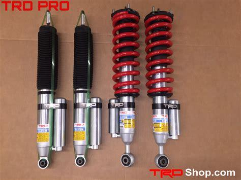 Trd Pro Suspension by Trd Pro Suspension Kit
