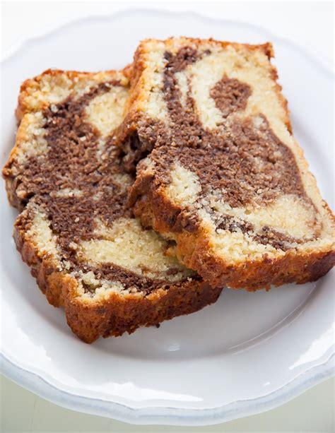 marble pound cake baker  nature