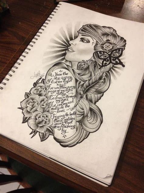 Gypsy Tattoo Design Lana Thomas Inspiring Ideas