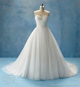 Disney fairy tale weddings by alfred angelo princess for Cinderella wedding dress alfred angelo