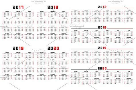 calendar graphics creative