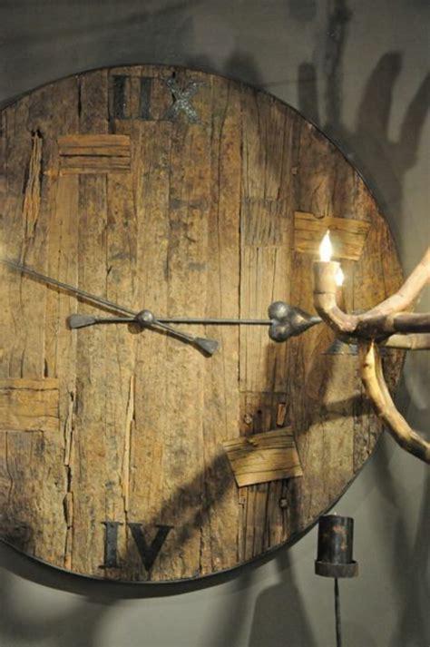 Moderne Uhren Für Die Wand by Wanduhr Aus Holz Fantastische Beispiele