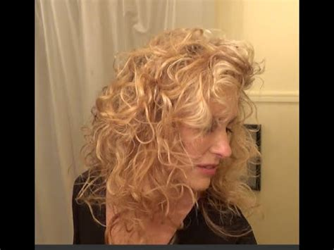 easy  heat overnight wavy hair youtube