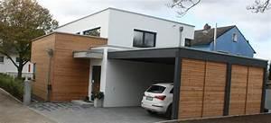 Haus Mit Holzverkleidung : beese bausch bauhaustraum mit holz und beton ~ Bigdaddyawards.com Haus und Dekorationen