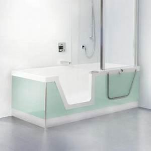 Badewanne Dusche Kombination Preis : begehbare wannen badewannen mit t r reuter onlineshop ~ Bigdaddyawards.com Haus und Dekorationen