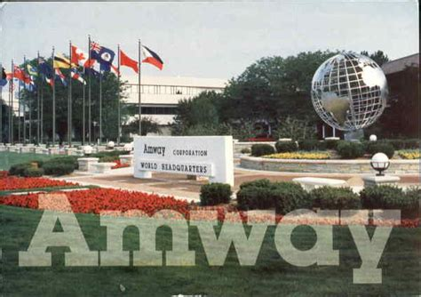 amway world headquarters  mi
