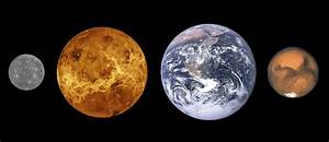 Terrestrial planet - Wikipedia