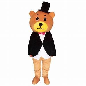 Cartoon Bear mascot costumes