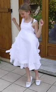 Robe communion blanche 10 ans all pictures top for Robe blanche fille 10 ans
