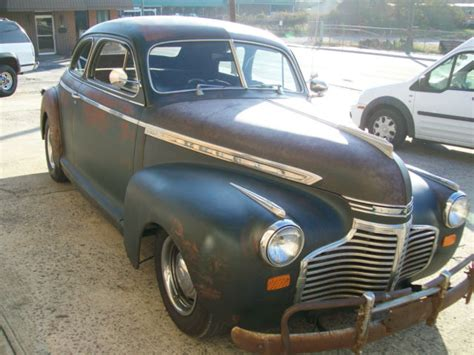 1941 Chevrolet Coupe Patina Streetrod For Sale In Rocky