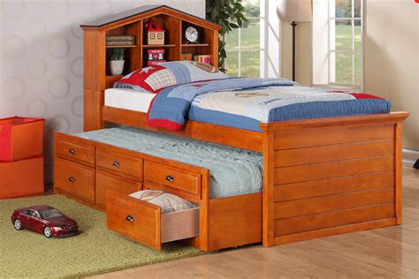 Elegant Twin Bed Frame