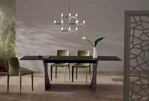 Table à Manger Verre Et Bois : table manger moderne en bois m tal et verre 16 designs ~ Teatrodelosmanantiales.com Idées de Décoration