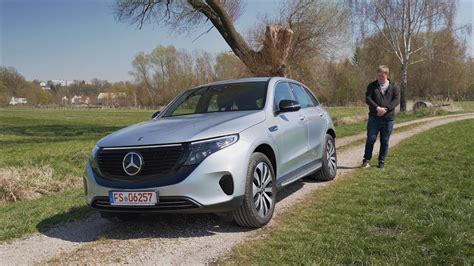 It is the first member of the fully electric mercedes eq family, a range that will expand to include 10 new models by 2022. 2020 Mercedes Benz EQC 400 4matic - Review, Test, Fahrbericht - YouTube
