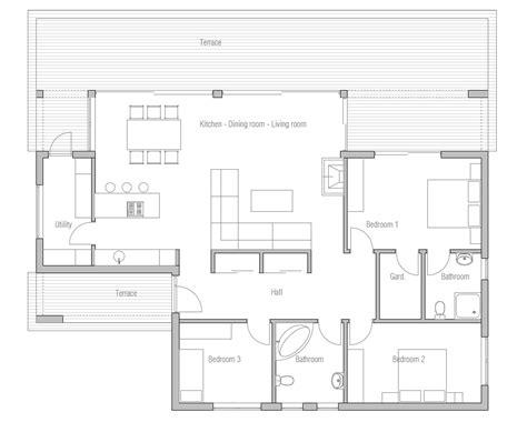 contemporary house plans smalltowndjs com high resolution economical house plans 6 small modern