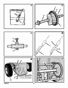 Murray 627808x5a Snow Blower Owners Manual