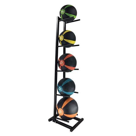 body sport medicine ball rack holds  balls coast fitness