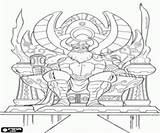 Thor Odin Coloring Pages Father Hammer Loki Oncoloring sketch template