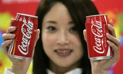 si e coca cola in giappone si lancia la nuova coca cola galleria