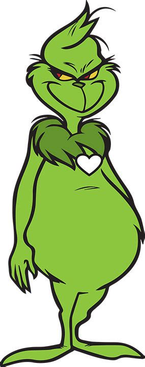 grinch full body clipart   cliparts  images  clipground