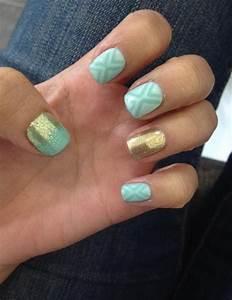 Déco French Manucure : d co ongles pour manucure avec vernis shellac 27 id es ~ Farleysfitness.com Idées de Décoration