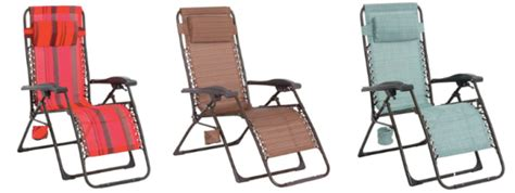 sonoma outdoors deluxe oversized anti gravity chair kohl s deals deals on antigravity chairs