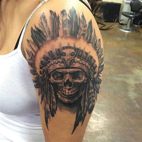skull tattoo design ideas  women