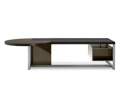 Jobs Executive Desk By Poltrona Frau Design Rodolfo Dordoni