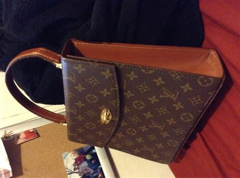 louis vuitton vintage gold kelly style evening top handle satchel bag collectors weekly