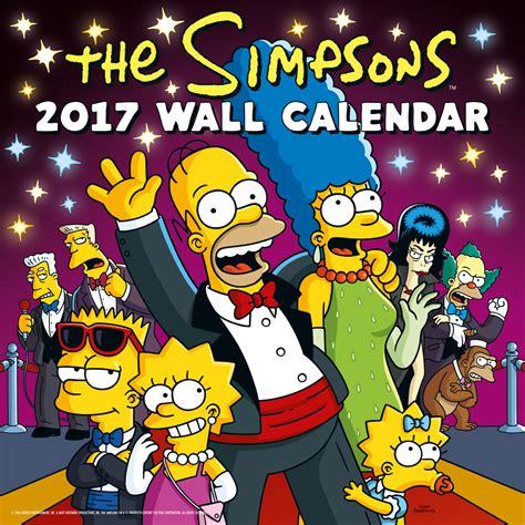 simpsons calendars ukpostersabposterscom