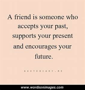 Quotes About Supportive Friends. QuotesGram