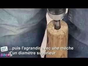 Comment Fabriquer Une Lampe : comment fabriquer une lampe en bois flott youtube ~ Medecine-chirurgie-esthetiques.com Avis de Voitures