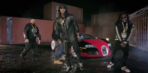 Bugatti Ft. Future, Rick Ross Woke Up In A New