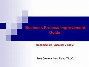 Business Process Improvement Guide